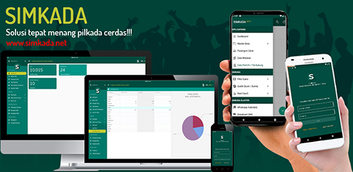 Aplikasi Sistem Informasi Manajemen Pilkada (SIMKADA)
