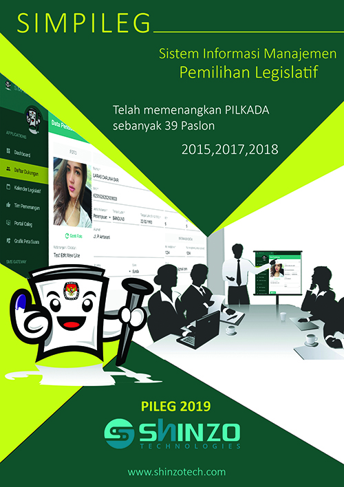 SIMPILEG - Sistem Informasi Manajemen Pemilihan Legislatif
